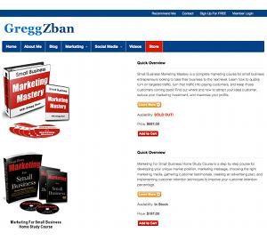 greggzban.com